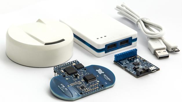 Die Sensor Module von Novelda erlauben die berührungslose Überwachung der Atmung beispielsweise im Schlaf.