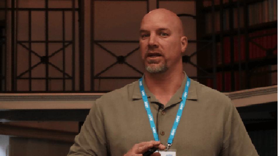 Mike Filippo ist Chef-Architekt des Cortex-A72. Sein 60 Köpfe starkes Team designte unter seiner Führung schon den Vorgänger Cortex-A57.