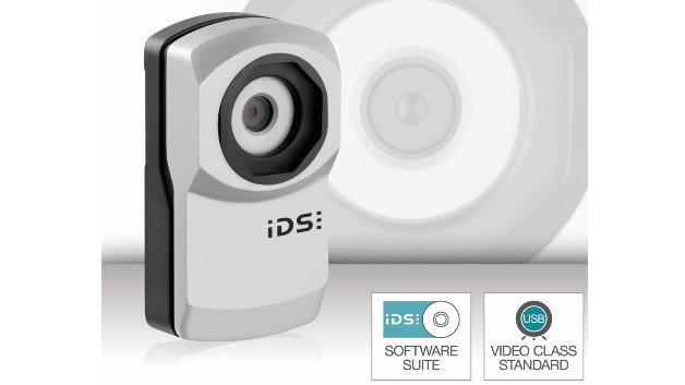 Über 13 Megapixel Auflösung und Autofokus verfügt die UVC-Industriekamera UV-3013XC.