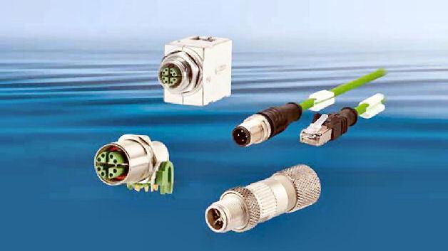 Ethernet M12-Produkte von Metz Connect