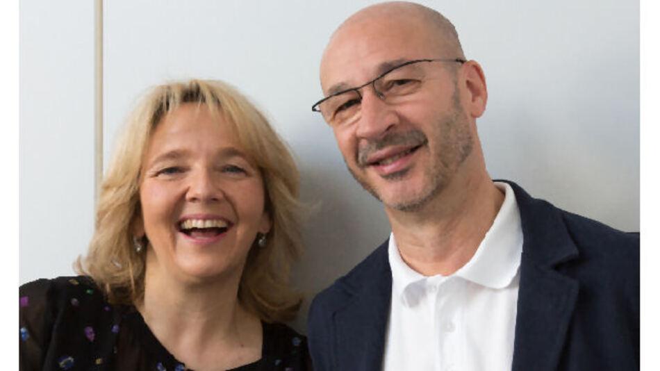Sabine Wolf und J. Angel Fernández