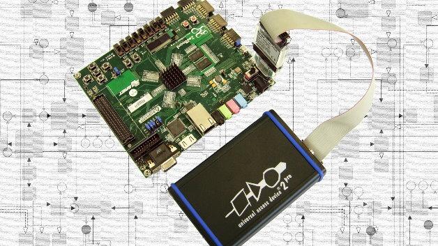 PLS hat mit der Version 4.4.3 seine Universal Debug Engine für die SoC-Familie Zynq-7000 optimiert.