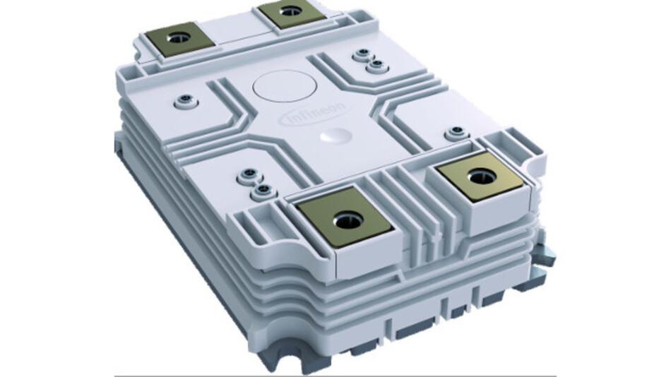 »The Answer« nennt Infineon auf´s Erste seine neue, modulare High-Voltage IGBT-Modulplattform, die unter anderem im Bezug auf Leistungsdichte der Module in Kombination mit neuen IGBT-Chip-Generationen deutliche Steigerungen der Leistungsdichte bietet.