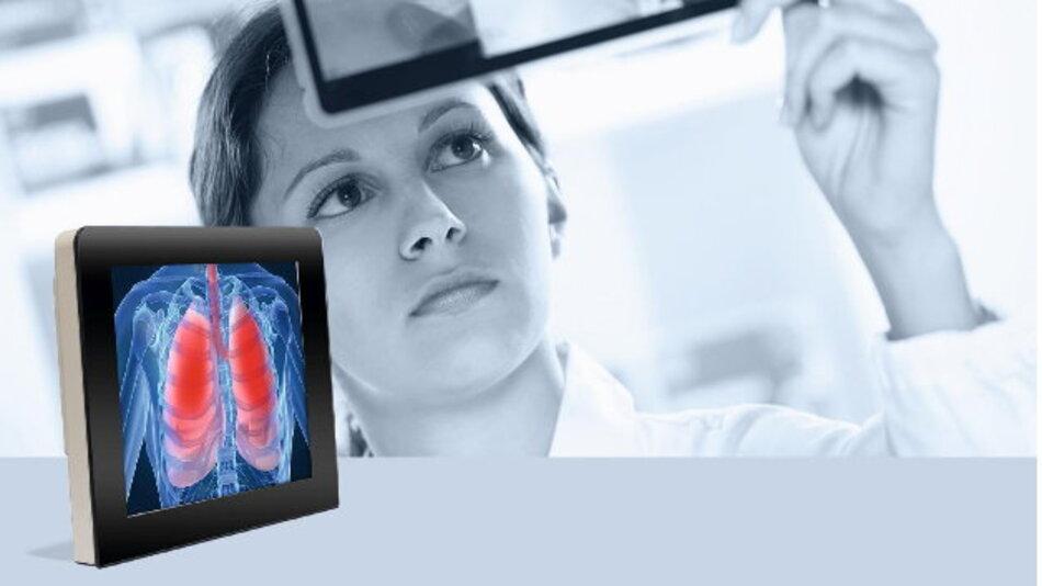 Data Modul setzt in der Medizintechnik vor allem auf kundenspezifische, langzeitverfügbare Displays, die auf einem modularen Konzept basieren.