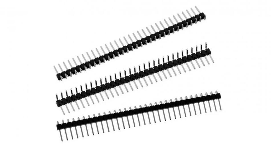 Standard-Stiftleisten verhalten sich unter HF-Bedingungen größtenteils besser als in der Industrie angenommen.