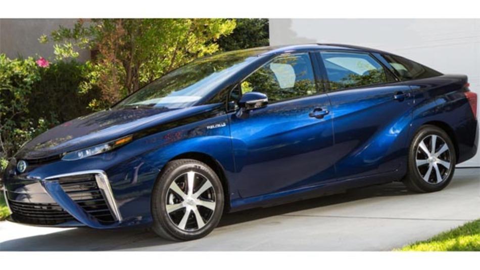 Toyota will Mazda seine Brennstoffzellentechnologie zur Verfügung stellen.