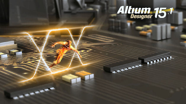 Altium Designer, Version 15.1