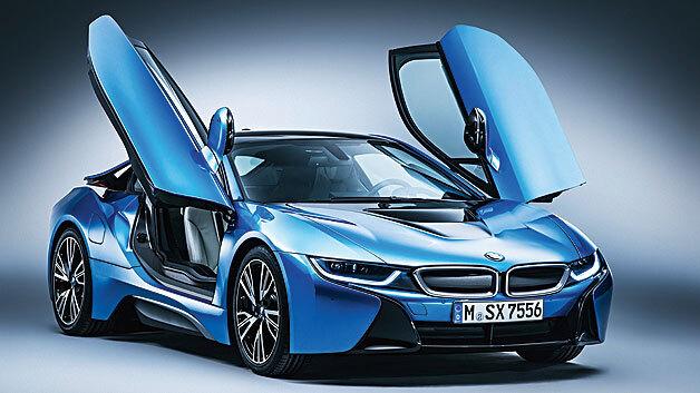 Türmodule in den Autos bieten vielfältige und komfortable Funktionen.