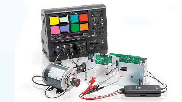 Komplexe Embedded-Control-Systeme können schnelle Mikroprozessoren enthalten.