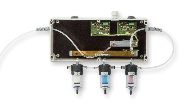 Für eine sichere Steuerung des Reifeprozesses sorgen die neuen Gassensoren von Smartgas