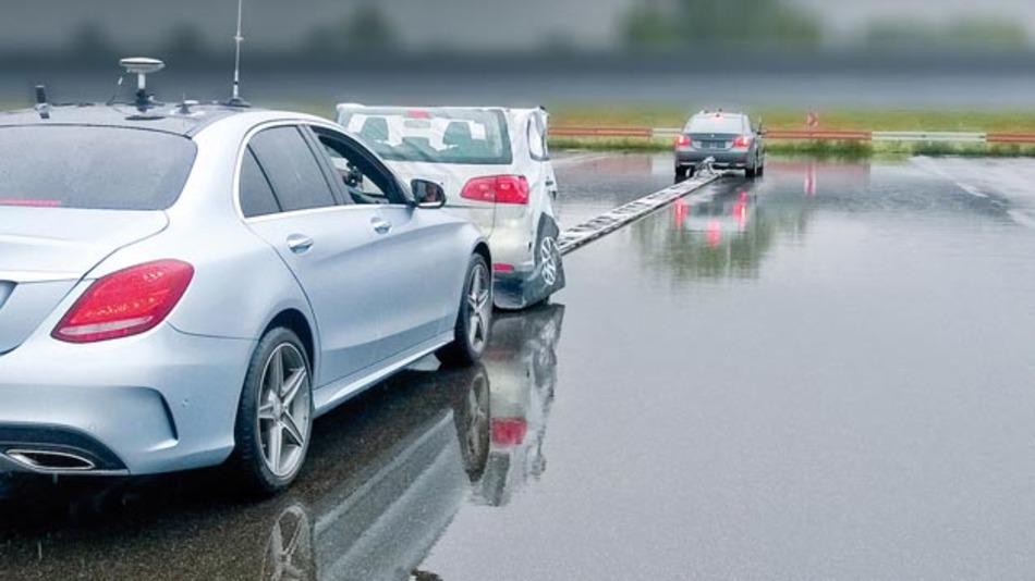 Das ADMA von Genesys Elektronik ist für die Evaluierung von Fahrerassistenzsystemen ausgelegt.