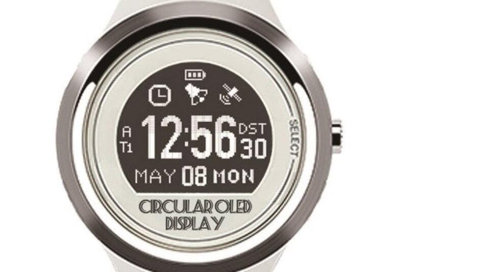 Wearables wie Uhren adressiert Codico mit dem monochromen, runden OLED-Display UG-3660TSWAG01, dessen 1,07-Zoll-Diagonale eine Auflösung von 136 x 160 Pixel hat.
