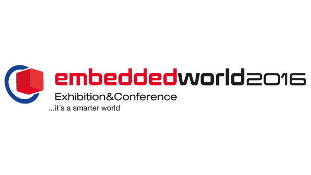 embedded world Exhibition & Conference 2016