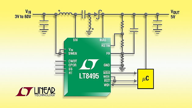 : 2A/70V-SEPIC/Boost-Gleichspannungswandler