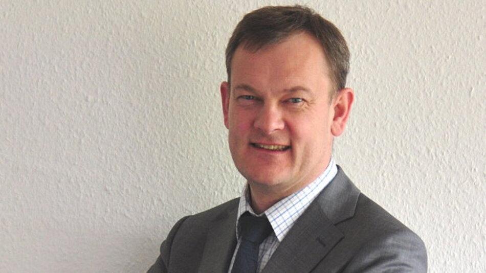 Neuer Deutschland-Geschäftsführer von Kollmorgen: Jan Treede