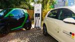 Hohe Zufriedenheit mit Elektroautos