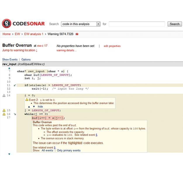 Statische Codeanalyse: Rettende Software – medizin-und-elektronik.de