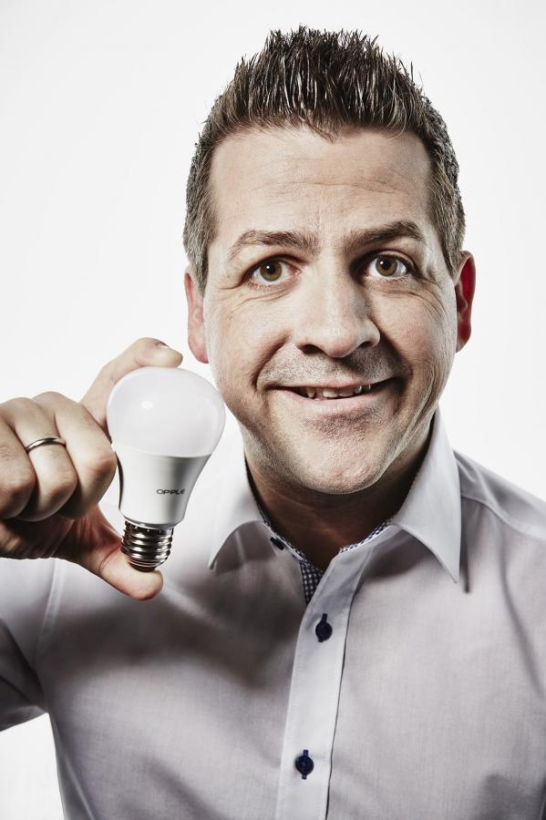 Sebastian Recktenwald leitet die neu gegründete Opple Lighting GmbH
