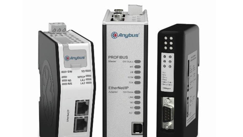 Mit über 250 Netzwerkkombinationen lösen »Anybus X-gateways« fast jede erdenkliche Kommunikationsaufgabe - Eintritt ins Internet of Things inklusive.