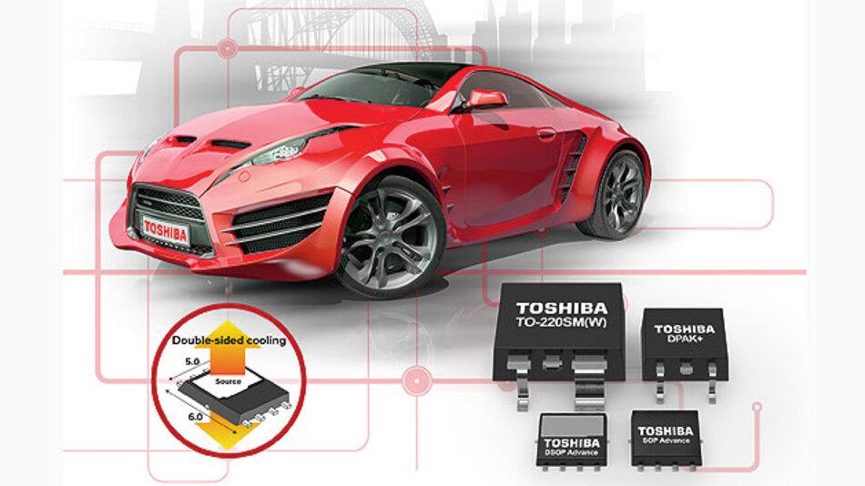 MOSFET-Technologien verbessern die Gesamtleistung von Fahrzeugen erheblich.