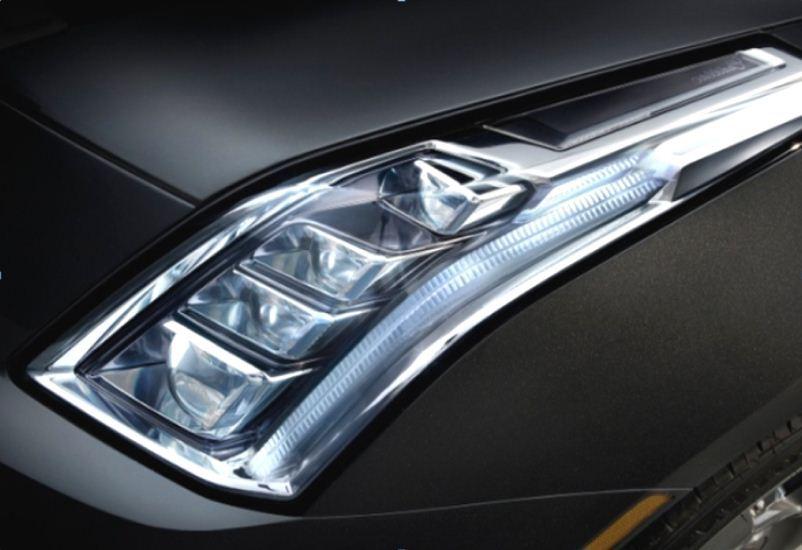 Seoul Semiconductors Z3 LEDs werden als Scheinwerfer im Cadillac ELR von General Motors installiert.