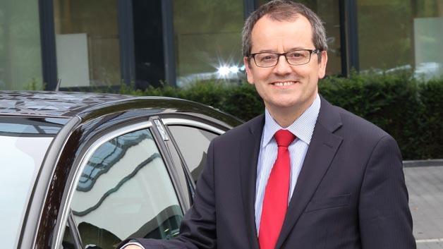 »Mit der Fusion zählen wir zu den stärksten Automobil-Handelsorganisationen in Deutschland«: Joël Gorin,  Geschäftsführer Peugeot Citroën Retail Deutschland.