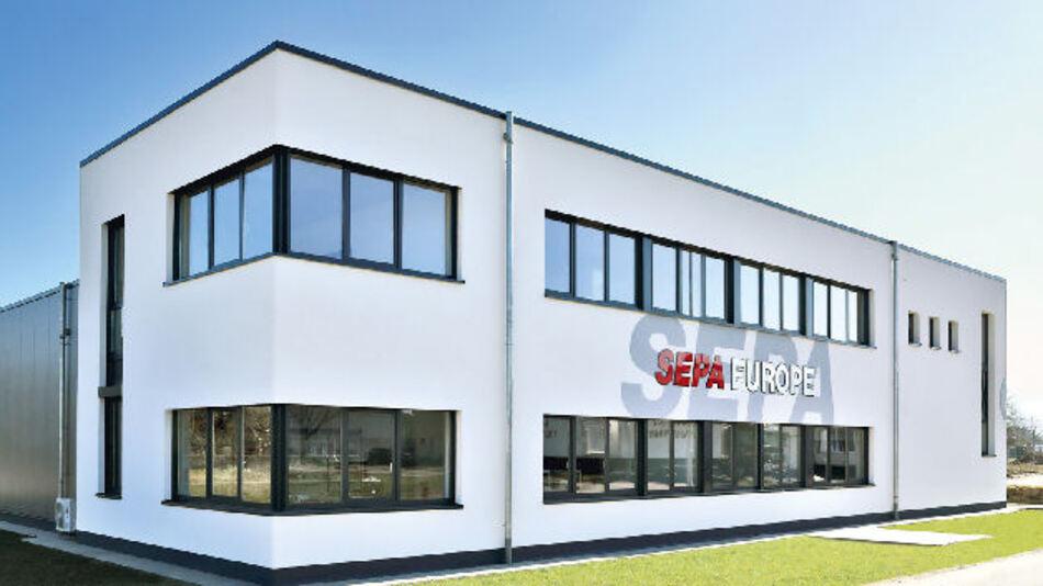SEPA Europe hat ein eigenes Gebäude im Gewerbepark Breisgau bezogen