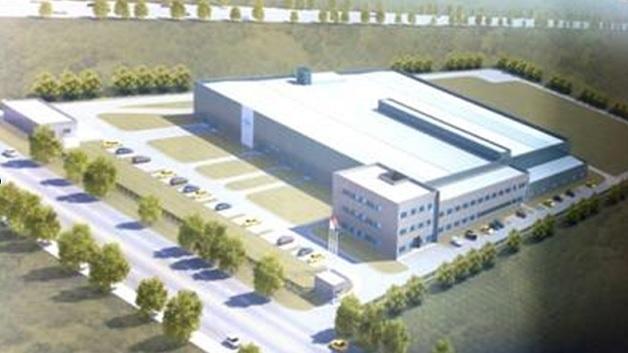 Für einen großen Automobilzulieferer entwickelt die bartsch GmbH derzeit eines der weltweit modernsten Fabrikhallenkonzepte in Tianjin.