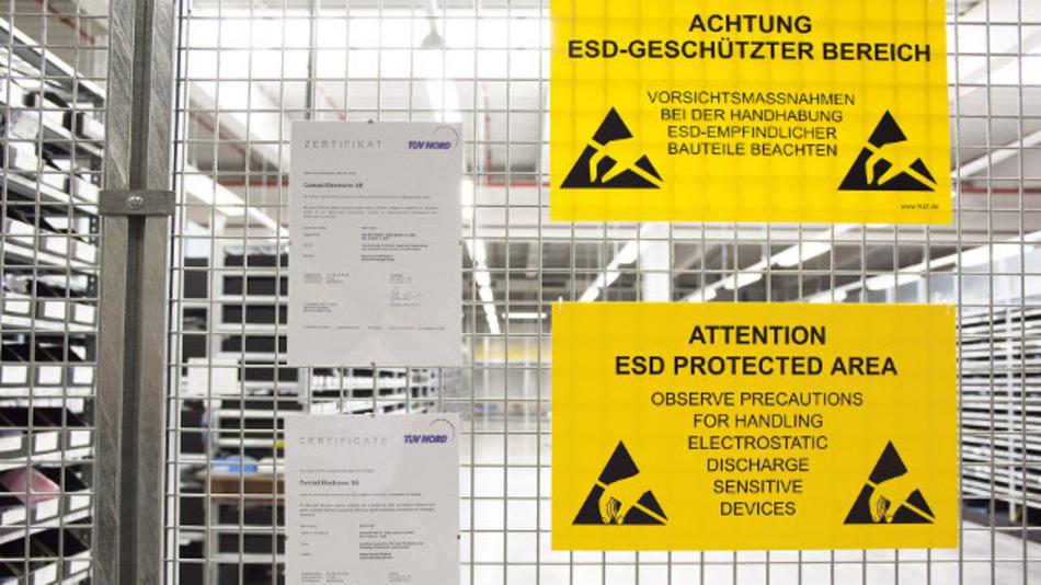 Conrad Electronic hinter den Kulissen | Distribution | Seite 14 ...