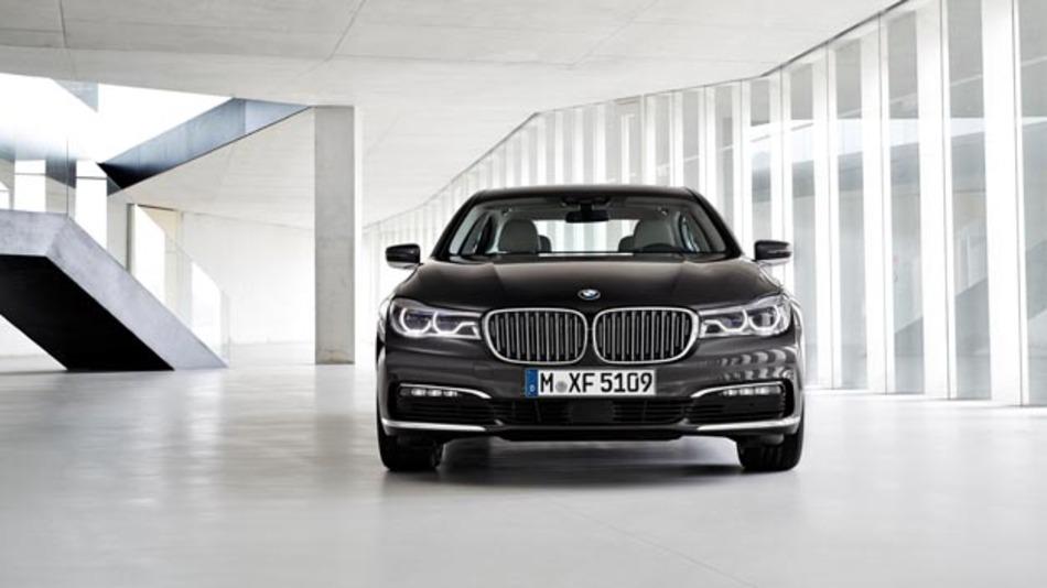 die neue BMW 7er Serie