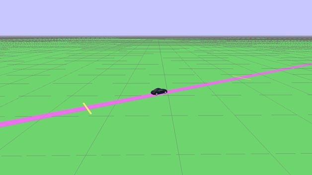 Optimiert für Bremstests: ADMA-Speed. Der GPS-Geschwindigkeitssensor liefert präzise Daten von Beschleunigung, Geschwindigkeit und Bremsweg.