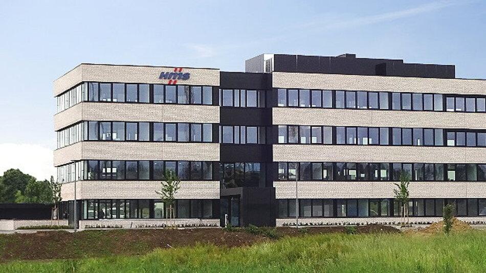 Der Neubau des HMS Technology Center Ravensburg