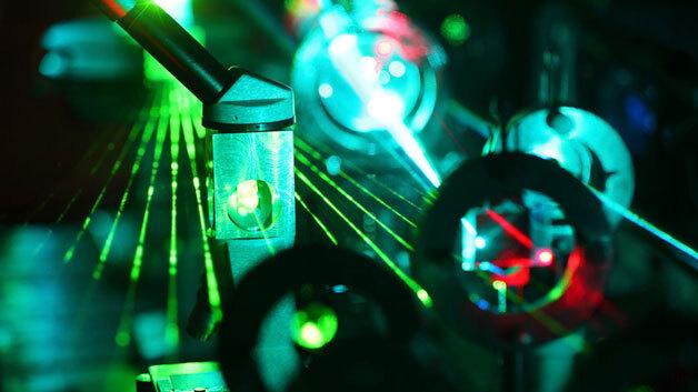 Im Jahr 2014 verzeichnete die Photonik-Branche ein Umsatzwachstum von 4 Prozent - das höchste Wachstum fiel auf die Sektoren Laseranlagen, industrielle Bildverarbeitung und LEDs