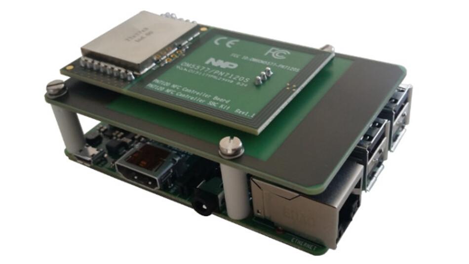 NFC-Controller »PN7120« von NXP Semiconductors