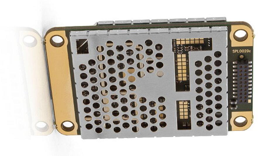 Das »Satelline TR4« ist laut Satel das kleinste UHF-Transceiver-Datenfunkmodul auf dem Markt.