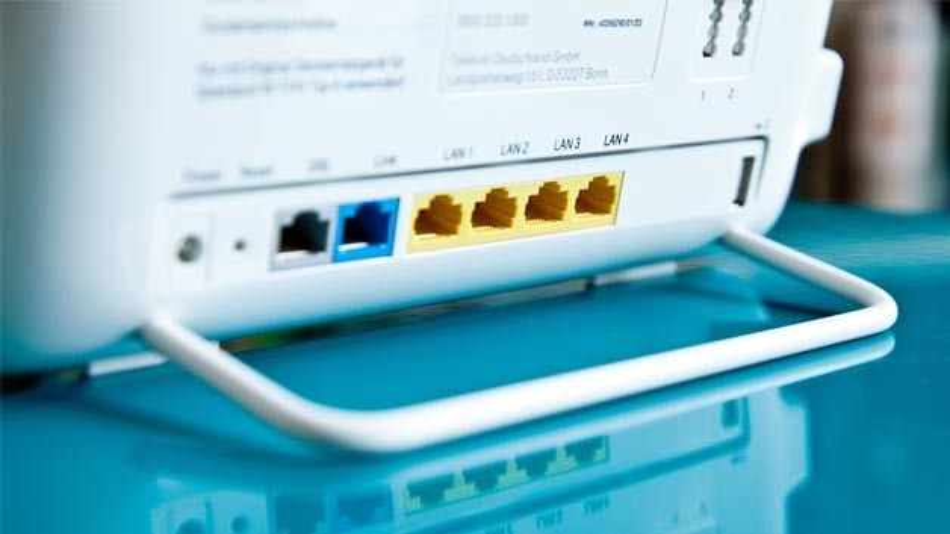 Schluss mit dem Kabelsalat. Mit einem IP-Anschluss wird die Geräteinstallation für die Kunden einfacher.
