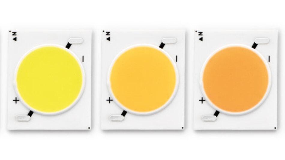 Sharps Tailored White LEDs wurden zur Inszenierung von Einzelhandelsartikeln und Lebensmitteln entwickelt.