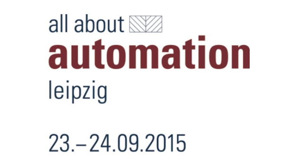 Das Logo der »All About Automation Leipzig«