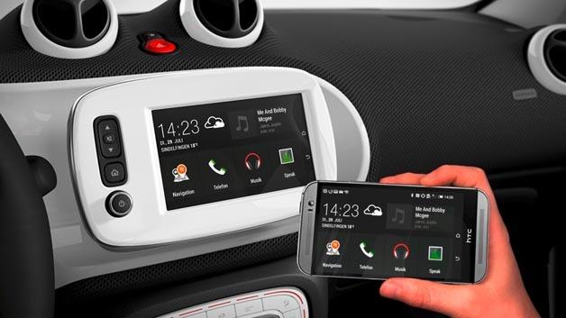kia cee d smartphone induktiv laden elektronik automotive. Black Bedroom Furniture Sets. Home Design Ideas