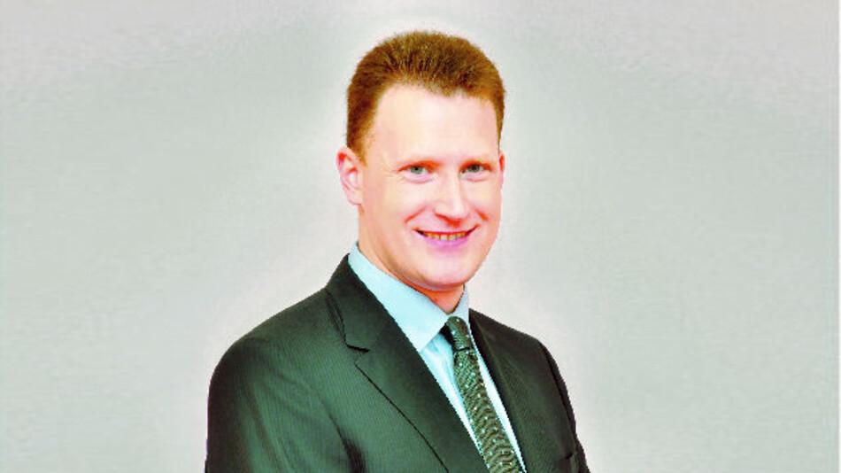 Alexander Lange, Line Manager Sunon bei Schukat