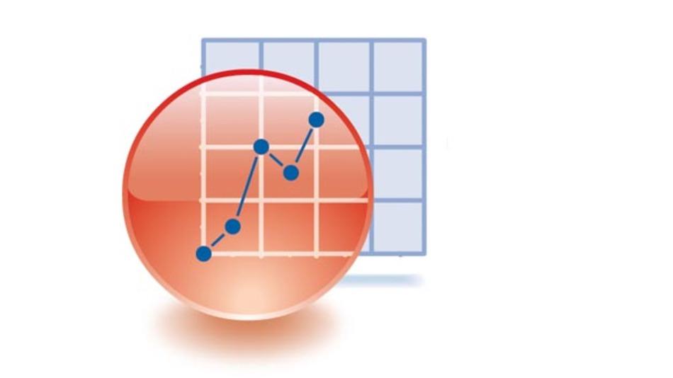 Origin ist eine Software für die Verarbeitung und Darstellung von Messdaten