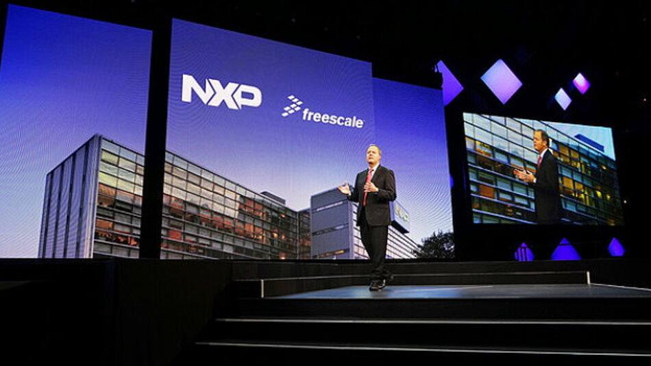 Der Merger zwischen NXP Semiconductors und Freescale Technology wirft auch auf dem FTF 2015 seine Schatten voraus – vielleicht gibt es im nächsten Jahr ein FTF unter NXP-Flagge. »NTF« als Name kommt aber wohl nicht in Frage, denn mit NTF verbinden viele: »No Trouble Found«.