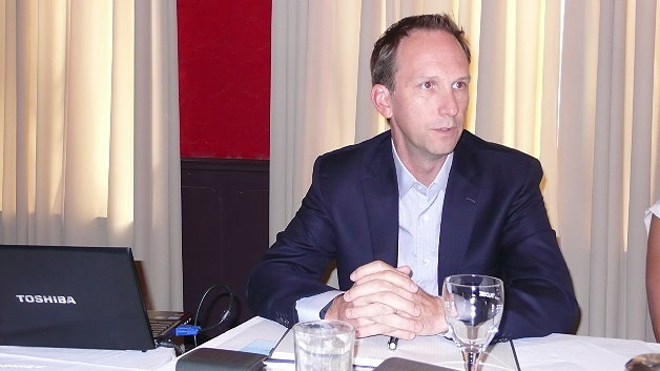 Ray Upton, Texas Instruments: »TIs Marktanteil bei Mikrocontrollern ist von 6,3 Prozent im Jahr 2012 auf 7,6 Prozent anno 2014 gewachsen.«