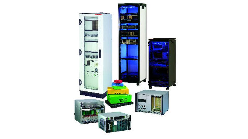 Schroff Produkte beim Distributor Avnet Abacus