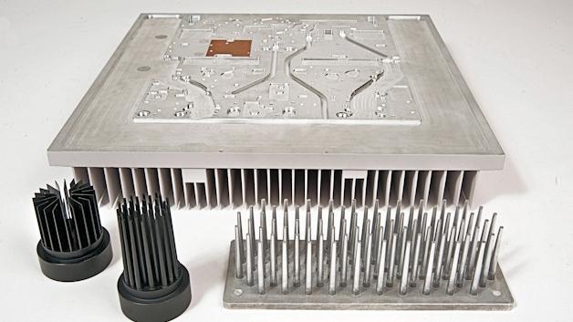 Neuartiges Fertigungsverfahren für Kühlelemente