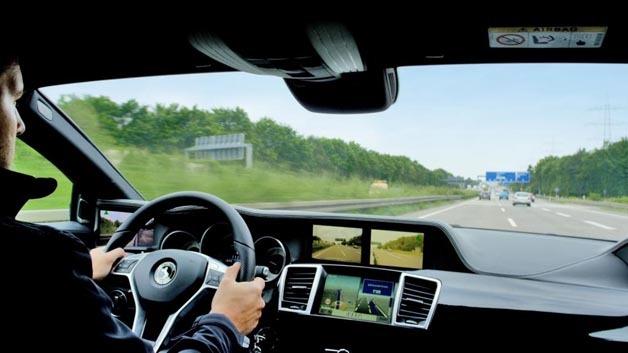 Kamera-Monitor-System statt Außen- und Innenspiegel