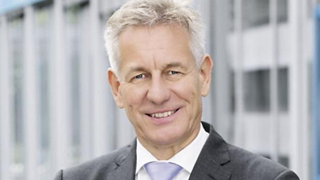 Dr. Eberhard Veit, seit 2003 Vorstandssprecher und seit 2008 Vorstandsvositzender bei Festo.