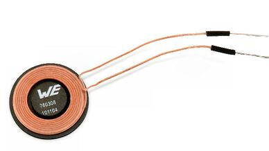 Wireless-Power-Spulen