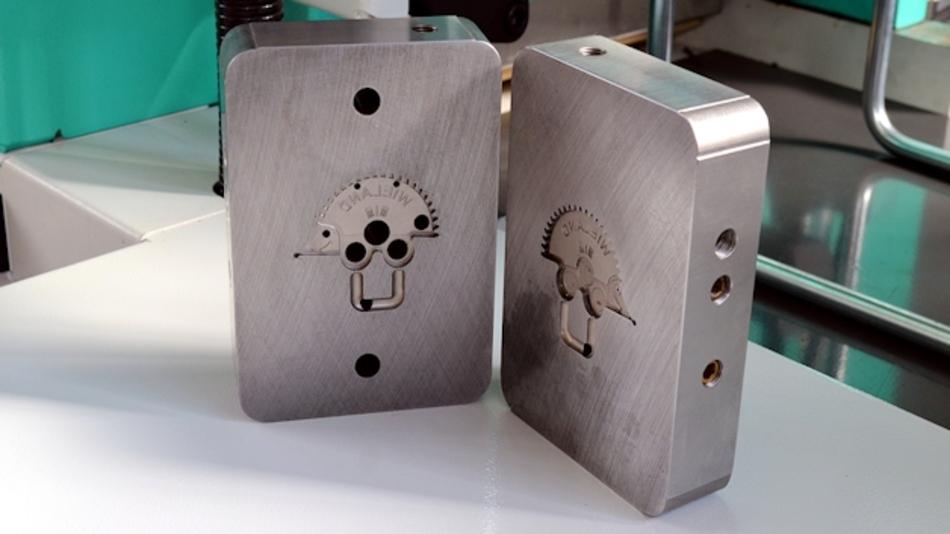 Demoprojekt Metallpulverspritzguss