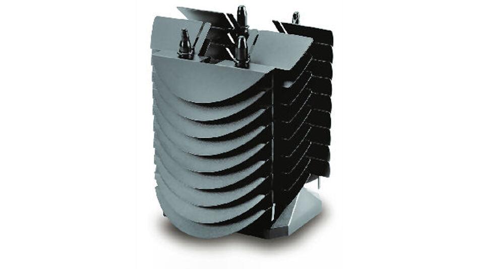 Kühlkörper für die passive Kühlung von LED-Leuchten